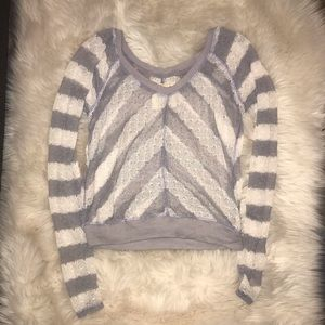 Free people sweater size medium